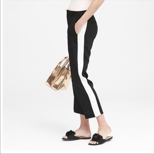 Banana Republic Avery Tuxedo Ankle pants -6